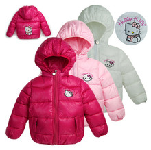 2016 baby jackets high quality baby winter outerwear baby girls cotton coats winter jacket kids coat baby winter down & parkas