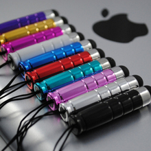 HOT 100 piece/lot Stylus Touch Pen Dust plug for iPad iPhone Samsung Table PC Smart Phone Best Gift for Your Friends 2 in 1
