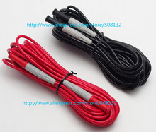 4mm safety connecting lead/Test Lead Extension Set PVC Length: 8000mm/315in
