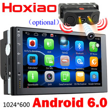 Car DVD GPS android 6.0 Player 2 din radio New universal GPS Navigation Multimedia For Nissan Toyota Volkswagen Mazda BYD Kia VW(China)