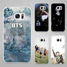 BTS Forever Young Special Album Hard White Coque Shell Case Cover Phone Cases for Samsung Galaxy S4 S5 S6 S7 Edge Plus