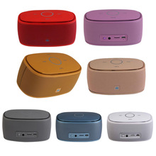 Wireless Super Bass KINGONE K5 Mini APP Bluetooth Stereo Music Speaker Red/Purple/Orange/Yellowwish pink/Grey/Blue/White/Coffee