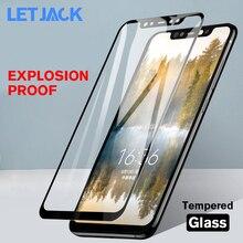 Full Cover Screen Protector Tempered Glass Xiaomi 8 SE MIX 2S MAX 2 3 A2 Lite Pocophone f1 Glass Redmi 6A 6 Pro Film 9H