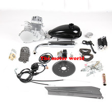 80cc 2 Stroke Engine Complete kits For GAS MOTORIZED Cycle Bike Bicycle Kit DIY Motorized Bicycle