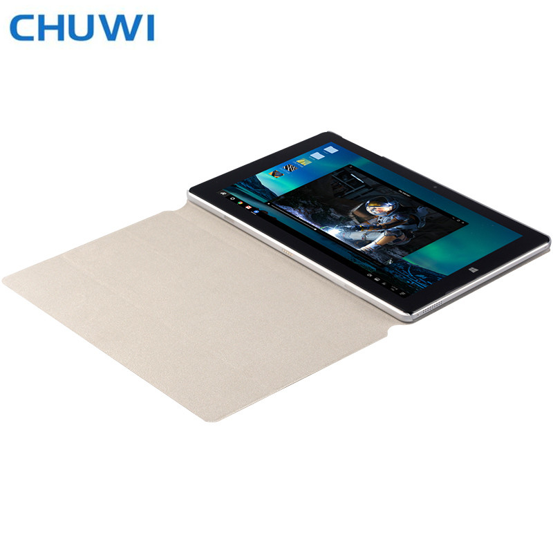 Original CHUWI Hibook /Hi10 pro/Hibook pro Leather Case Protective PU Leather Folding Stand Case Cover for 10.1 inch Tablet Case<br><br>Aliexpress