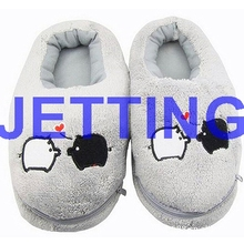 JETTING 2017 New Safe and Reliable Plush USB Foot Warmer Shoes Soft Electric Heating Slipper Cute Rabbits Drop Shipping