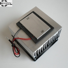 SXDOOL Cooling!DIY NEW Cooling System Refrigeration System DIY kit Set Peltier Cooler Cooling system(China)