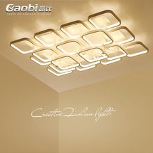 LED Ceiling Lights post-Modern living room lamps creative Nordic novelty home bedroom fixtures restaurant Ceiling lighting(China)