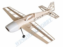 Free Shipping RC Plane Laser Cut Balsa Wood Airplane  EX330 Wingspan 1025mm   Model Building Kit