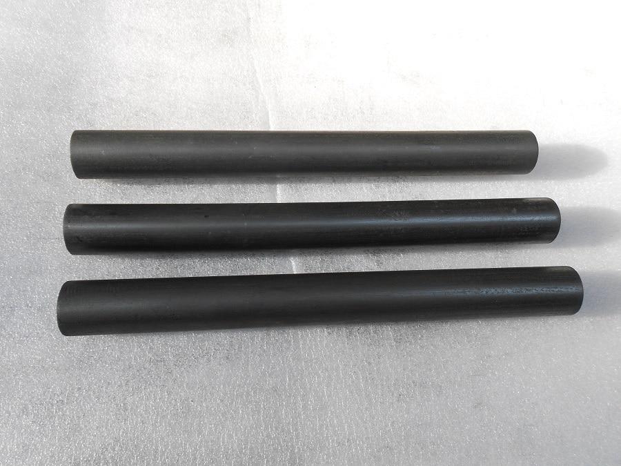 Dia38x300mm high pure graphite electrolysis rods, stir bar<br>