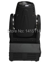 4pcs/ bag cree led 1pcs*10w 4 in 1 RGBW led beam moving head light for night club(China)