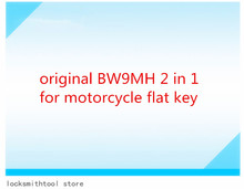 Motorcycle Guaranteed Genuine Lishi Bw9mh 2 In 1 Tool 2 In 1 Tool Free Shipping Wholesale And Retail