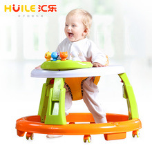 Free Shipping Baby Jumper First Steps Jumperoo Senses Bounce Around Activity Center Learning Jumper HUILE TOYS 2103