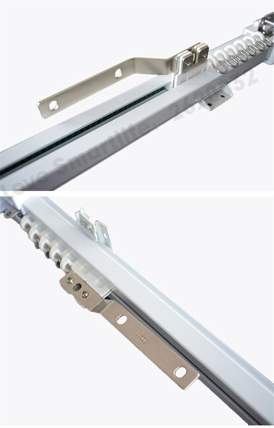 Original Dooya Super Quiet Electric Curtain Track for Xiaomi aqara motor, Dooya Automatic Curtain Rail System, Smart Home-1
