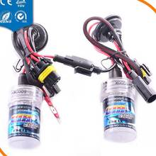 2pcs Wholesale Hot Sale Newest 35W H7C xenon bulb HID lamp 6000k Xenon h7 Car Light