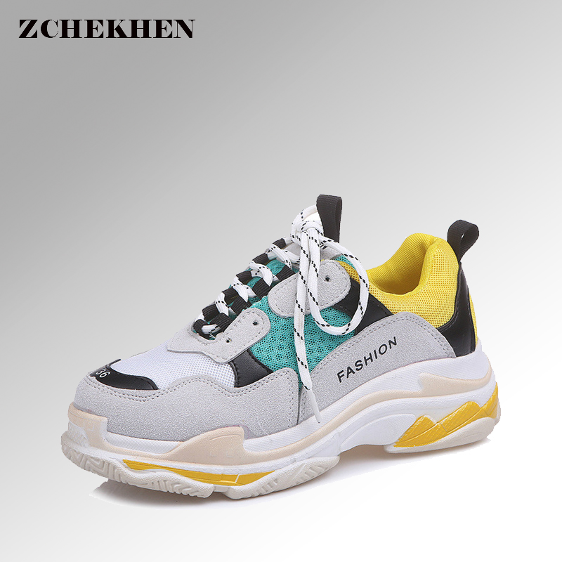 Spring Summer Casual Mesh Shoes lovers Flat Shoes Lace Up Breathable Footwear Female Vintage sneaker Trainers Sapatos Masculino<br>