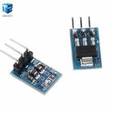 High Quality 5PCS 5V to 3.3V For DC-DC Step-Down Power Supply Buck Module AMS1117 LDO 800MA Free Shipping(China)