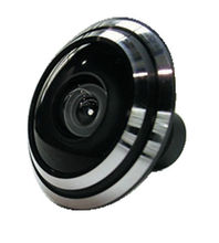 1/3inch Mini Lens 1.7 mm Ultra Wide Angle (Fish Eye View)For CCTV IR HD Camera
