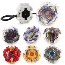 8Stlye New Spinning Top Beyblade BURST B-12 B-14 With Launcher And Original Box Metal Plastic Fusion 4D Gift Toys For ChildrenF3