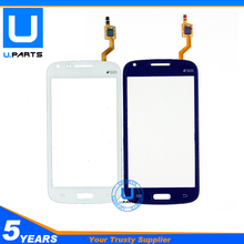 Touch Panel For Samsung Galaxy Core GT-i8262 GT-i8260 i8262 i8262D i8260 8262 8260 Digitizer Screen Dark Blue White 1PC/Lot