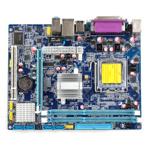 Brand new Intel P45 LGA 775 motherboard LGA775 desktop mainboard micro-ATX DDR3 1066/1333/1600 double channel max 8G