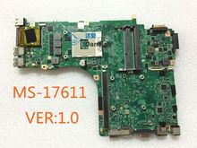 MS-17611 For MSI GT780 GT780DXR Laptop Motherboard MS-17611 VER:1.0 Mainboard 100%tested fully work