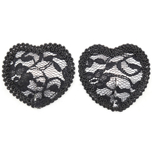 Buy Women Nipple Cover Lace Sticky Bra Pads Fetish Cubre Pezones Reusable Nipples Pasties Erotic Breast Tape Sticker Accessories