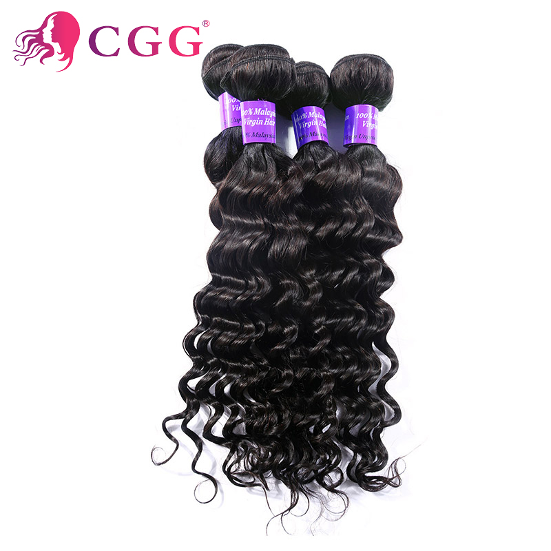 CGG Human Hair Products Malaysian Deep Wave 5pcs Malaysian Deep Curly Virgin Hair 7A Malaysian Deep Wave Human Hair Extension<br><br>Aliexpress