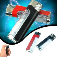 Magic Electric Shock Lighter Toy Utility Gag Joke Prank Trick Novelty Fake Halloween Prank