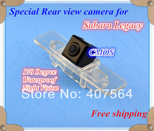 Factory selling, Waterproof CMOS Car Rear View Reverse back up Camera for Subaru Legacy