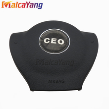 NEW Car Driver Steering Wheel Airbag Cover For Volkswagen VW Golf 6 MK6/Polo Driver Air Bag Cover With Logo