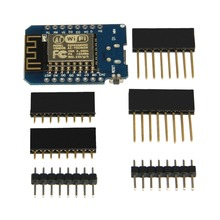 Free Shipping ESP8266 ESP-12 ESP12 WeMos D1 Mini Module Wemos D1 Mini WiFi Development Board Micro USB 3.3V Based On ESP-8266EX