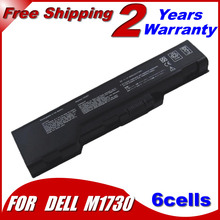 JIGU 6 cells 5200mah Replacement Laptop Battery HG307 XG510 0XG510  For dell XPS M1730