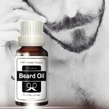 100% Natural Beard Oil Organic Beard Shaping Beard care Oil Conditioner Moisturizing Top Quality(China)