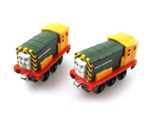 diecast ARRY & BERT Thomas and Friend Trainhead Alloy Locomotive Magnetic Model Railway Toys for Kids Boys/Girls Christmas Gift