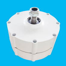 Low Speed AC12V 600W Permanent Magnet Alternator for Wind Turbine Generator Low RPM PMG