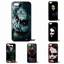 For Samsung Galaxy A3 A5 A7 A8 A9 Prime J1 J2 J3 J5 J7 2015 2016 2017 Joker In Batman Painting Jared Leto Cell Phone Case