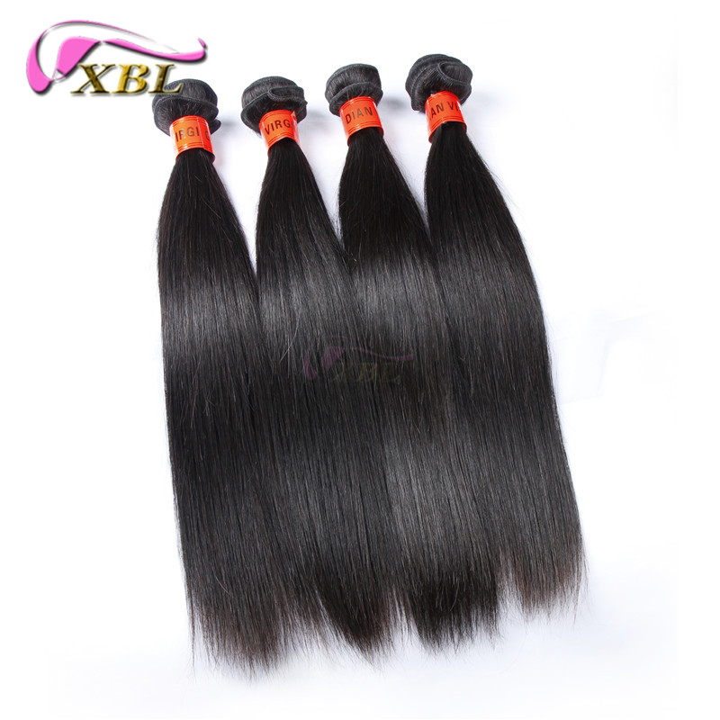 Cambodian human hair weave unprocessed Virgin Hair silk straight Cambodian Virgin hair 4 pcs/bundles lot queen hair products<br><br>Aliexpress