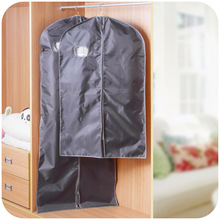 Oxford cloth can be washed thick dust cover suit cover Storage cover long coat dust bag(China)