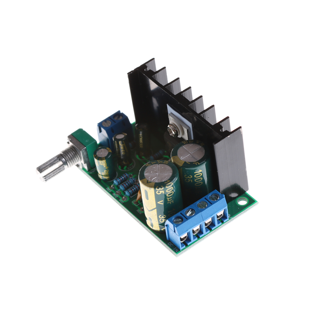 DC 12-24V Amplifier Board Module Single Power Supply Volume Mini AC-DC 110V-230V To 5V 12V Converter Board Module 300mA 700mA