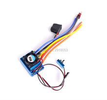 1PC Brushless 120A ESC 120a Sensored Brushless Speed Controller For 1/8 1/10 RC Car/Truck Crawler