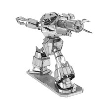 3D Metal DIY Puzzles GUNDAM Toys Crab-shaped robot mech up Transformation Autobots Model DIY Jigsaws Gifts