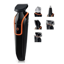 6in1 Grooming Kit hair trimmer beard hair clipper for men trimer face nose ear&body shaving electric cutter hair cutting machine