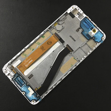 Original For HTC Desire 728 728G LCD Display Touch Screen Digitizer With Frame Free Tools