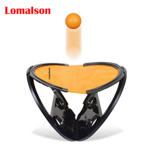 2pcs/set Outdoor exercises Grasping The Ball Fashion Outdoor Indoor Fitness Sports Racket Toy Beach Ball High Sky Flying Ball