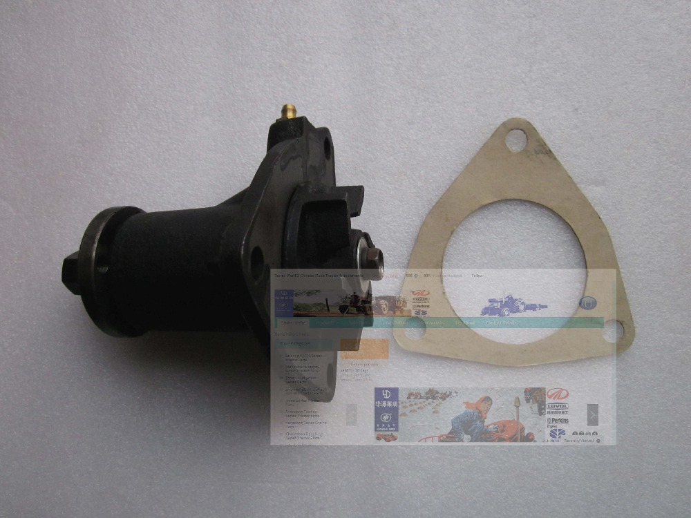 Fengshou FS184 Estate-184 the water pump head for tractor with engine J285T J285T-3<br>