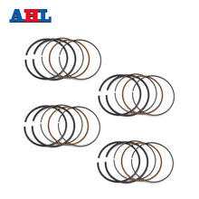 Motorcycle Engine parts STD Bore Size 56mm piston rings For Yamaha FZR400 FZR 400 1WG(China)