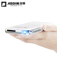 Newest Handheld Mini Smart Mobile Projector,Wireless WIFI Miracast DLNA Airplay Phone Multimedia Video Game Proyector Beamer
