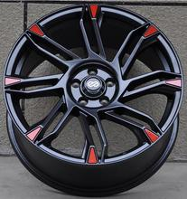 New 18x8.0 5x100 5x105 5x108 5x112 5x114.3 5x120Car Aluminum Alloy Wheel Rims fit for All Kinds Model Car(China)