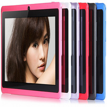 Unique 7 inch android tablet pc wifi dual camera wifi 512 MB RAM 8GB ROM dual cam Mini pc tablets Baby Gift Tablet 8 9 10 10.1(China)